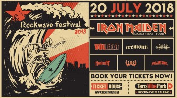 Rockwave Festival - Iron Maiden
