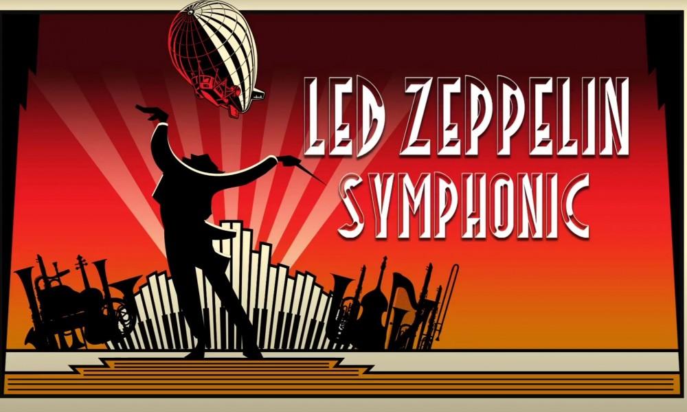 LED ZEPPELIN SYMPHONIC
