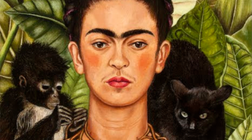 Η Google μόλις άνοιξε μια διαδραστική online έκθεση της Φρίντα Κάλο με πάνω από 800 εκθέματα!