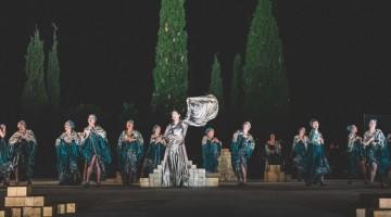 «ΕΛΕΝΗ» ΤΟΥ ΕΥΡΙΠΙΔΗ - Φεστιβάλ Αθηνών Επιδαύρου 2021