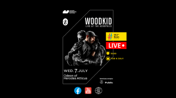 Woodkid  #LIVE